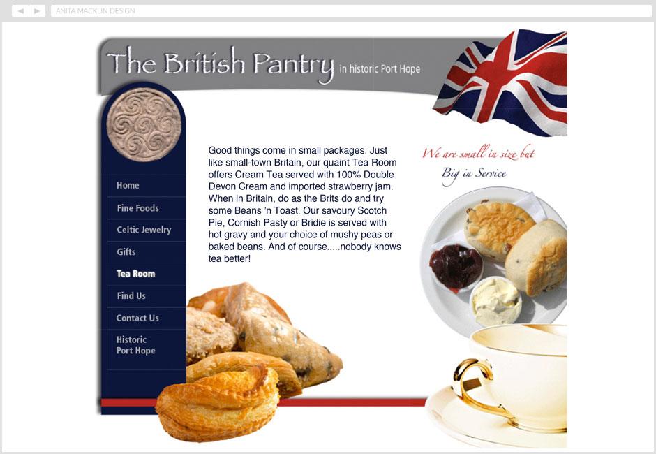 The British Pantry 2
