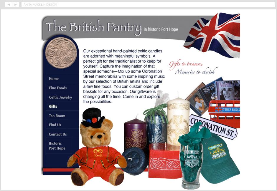 The British Pantry 3