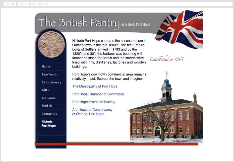 The British Pantry 4
