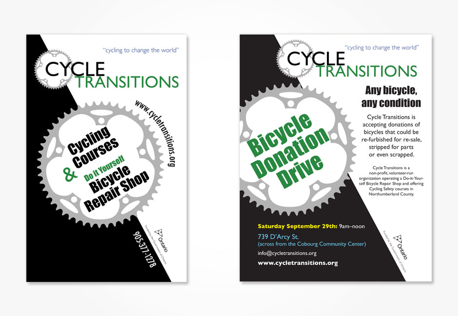 Cycle Transitions Posters
