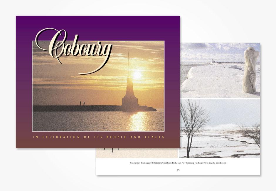 Cobourg Anniversary Book