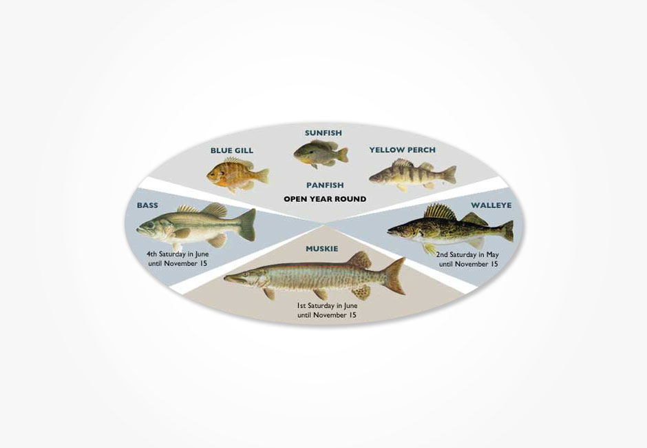 Fishing Season Graphic