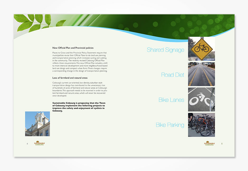 Sustainable Cobourg Transportation Submission 3