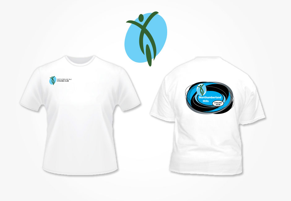 NHCC T-shirt design