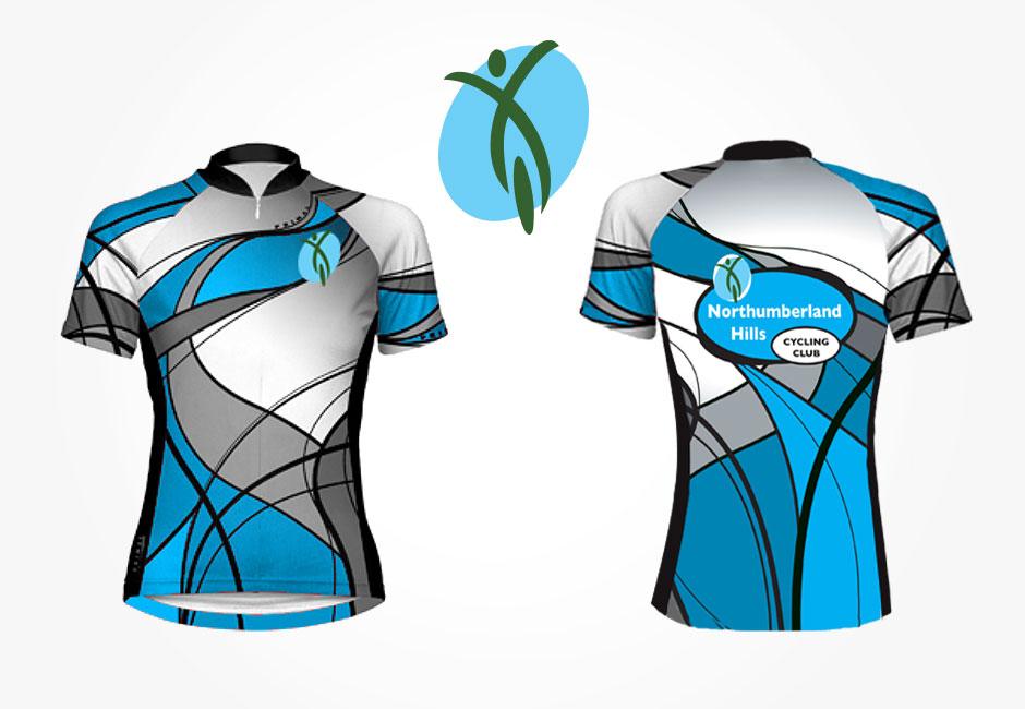 NHCC Jersey Design