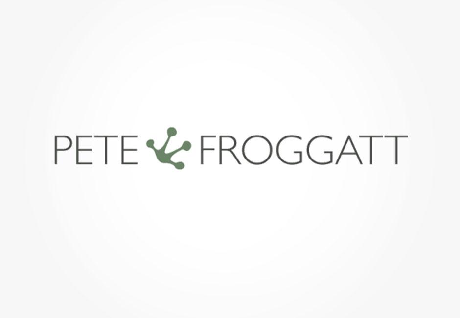 Pete Froggatt Logo