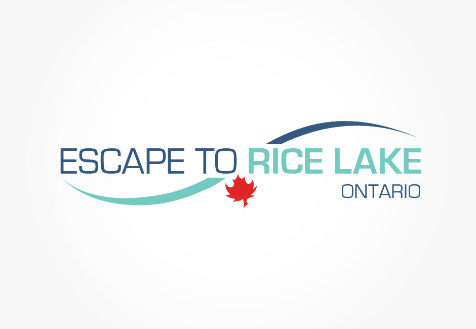 Escape to Rice Lake Logo