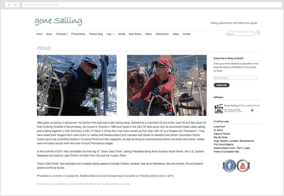 Gone Sailing 2