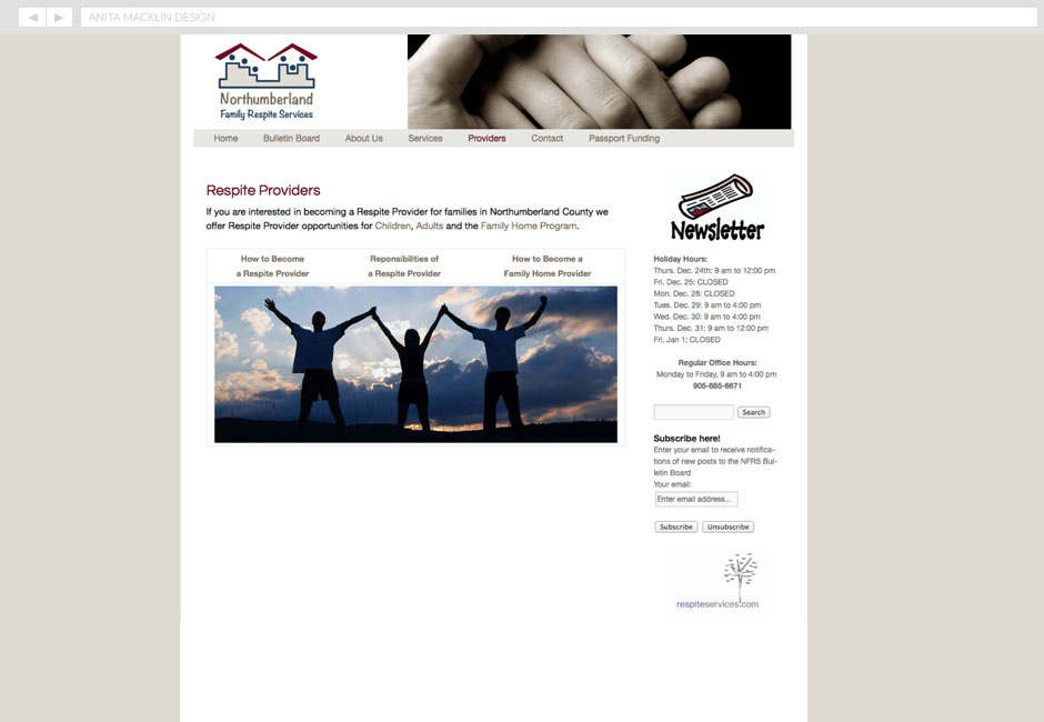 Northumberland Family Respite Services 2