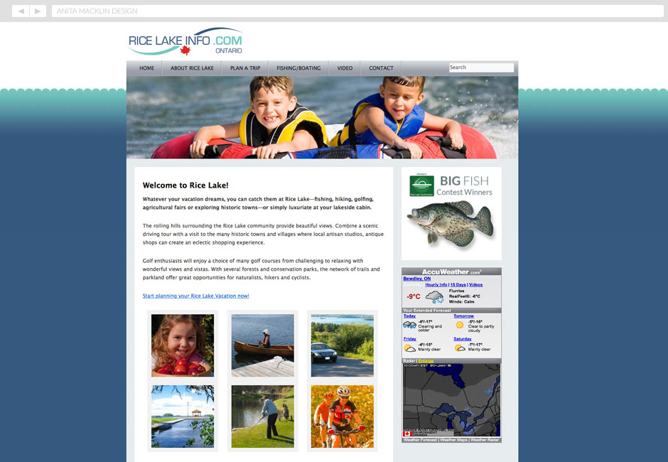 Rice Lake Info