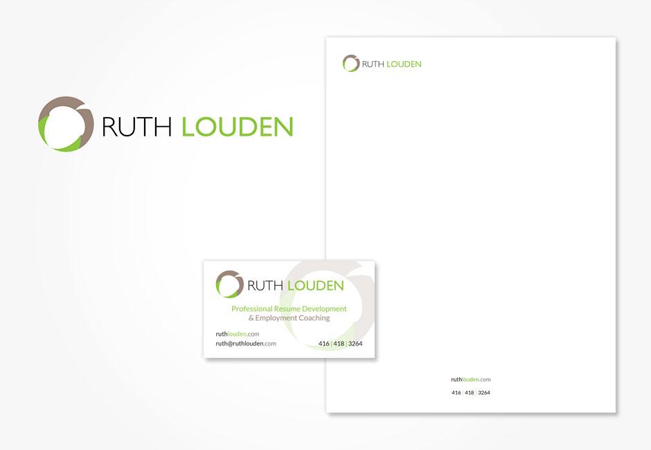 Ruth Louden, Identity